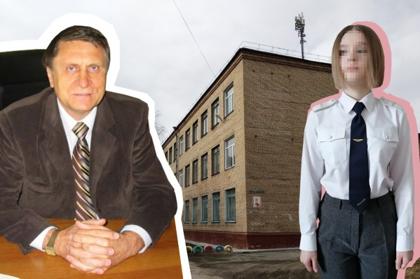 Руководитель железнодорожного отделения Сергей Смородин потребовал от студенток носить юбки, но согласились с этим не все