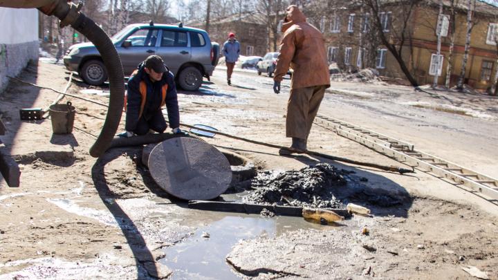 Временные трудности: более 50 домов в Архангельске с утра остались без холодной воды