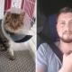 «Я его погладил, и он заплакал»: дальнобойщик из Саратова 17 часов вез к врачам умирающего котенка