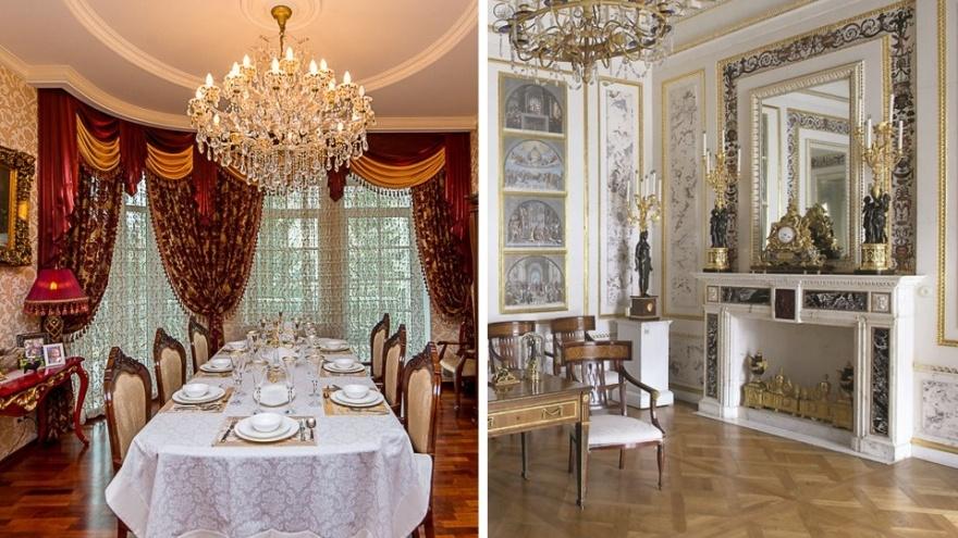 Дворец или современная квартира в Екатеринбурге? Отличите интерьеры в тесте от E1.RU