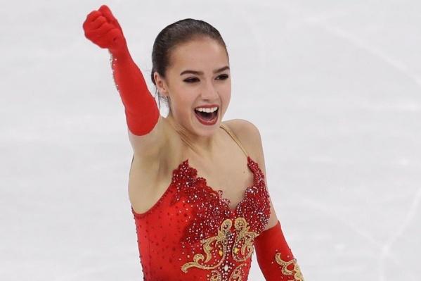 Алина Загитова приостановила спортивную карьеру