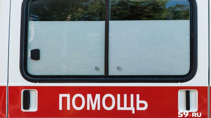 В Чусовой на помощь пострадавшим в ДТП выехали врачи из Перми