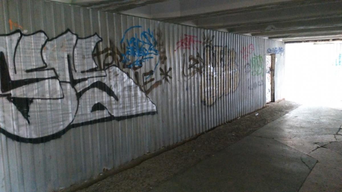 Новый переход вместо старой подземки на Эльмаше запроектируют до конца сентября