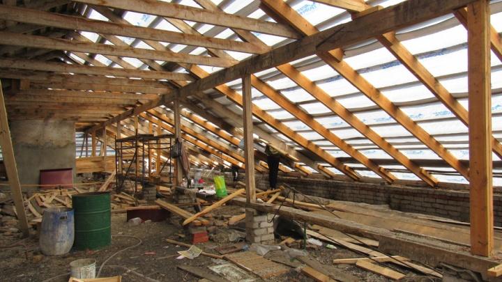 96 домов в Курганской области отремонтировали капитально