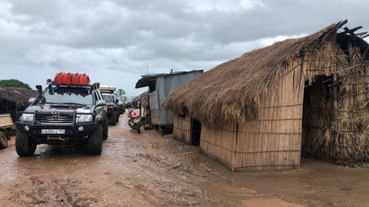Известный путешественник добрался до Мозамбика после разрушительной бури и вспышки холеры