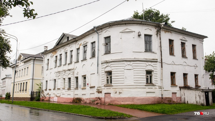 Ярославль передаст РПЦ ещё больше зданий в центре города