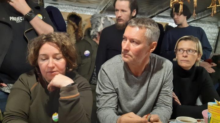 Экопартия и будущее протеста: о чем дискутировали на Шиесе участники форума «Свободные люди»