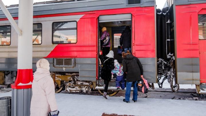 Минтранс Прикамья: повышение стоимости проезда в электричках не планируется