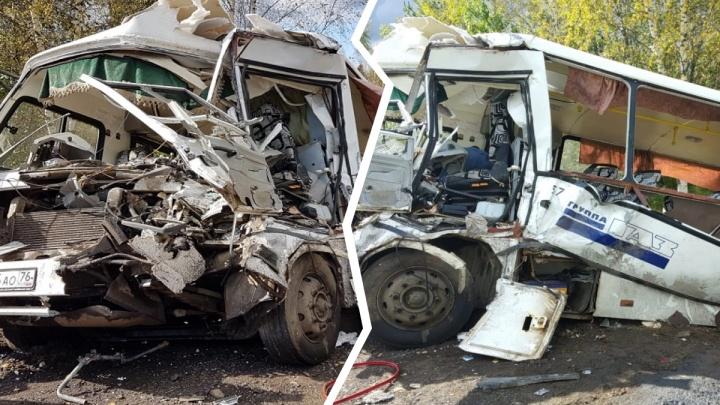 Количество погибших в ДТП с автобусом и фурой увеличилось до девяти: в больнице скончался мужчина