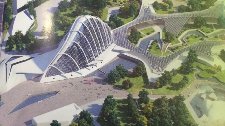 Градсовет Екатеринбурга рассмотрит проект района Новокольцовский с зоопарком и конгресс-холлом