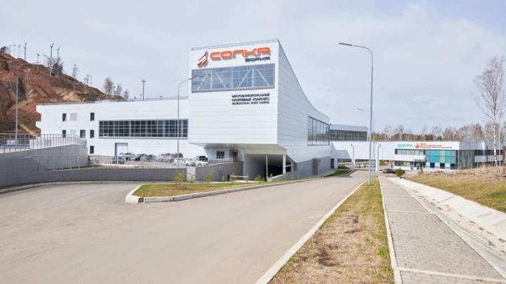 Путину доложили, как будут использовать новые спорткомплексы в Красноярске после Универсиады