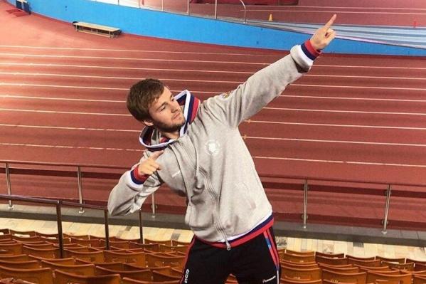 В июне Иван выступитна чемпионате России по легкой атлетике для лиц с нарушением слуха