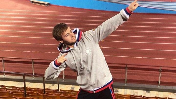 Красноярец стал спринтером и едет покорять Москву ради мечты об олимпийском золоте