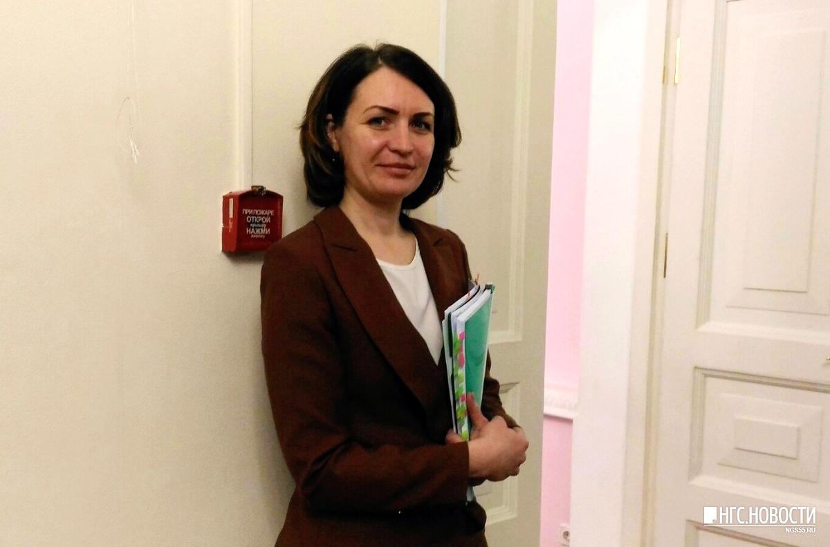 Мэр Фадина поблагодарила Голушко и сообщила, чьи интересы будет представлять