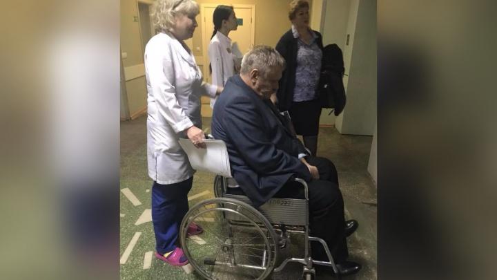 «Говорят, гипертония»: министр экологии Челябинской области взял больничный до конца недели