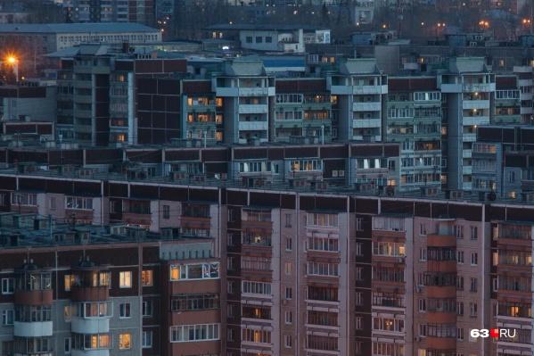Таким увидел столицу Урала фотограф из Самары