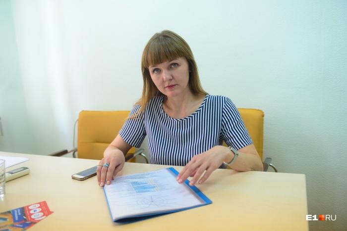 Специалист по профориентации Анна Назарова умеет определять истинные профессиональные склонности человека при помощи сложного теста