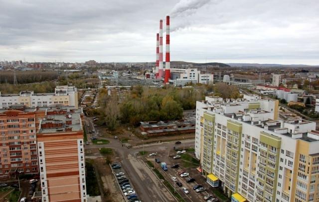 Фоторепортаж Ufa1.ru: Инорс с высоты птичьего полета