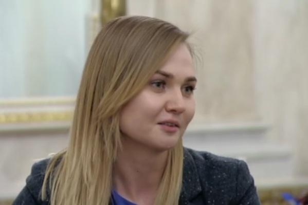 Кристина Волконицкая — победительница конкурса «Лидеры России», уроженка Красноярска