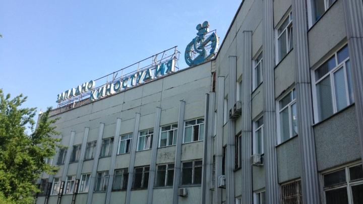 Кина не будет: с крыши киностудии на Немировича-Данченко пропали огромные буквы