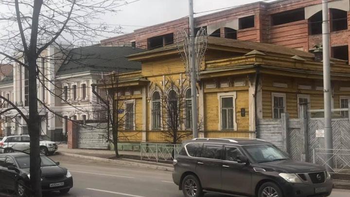 Мэрия сдаёт в аренду два старинных особняка в центре всего за 21 тысячу рублей в месяц