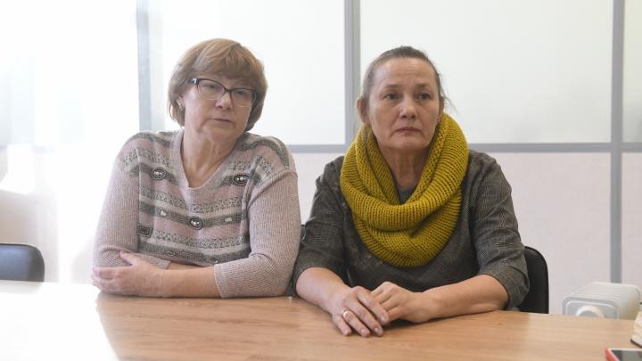 «Его полечат, и он дальше пойдет убивать»: мамы застреленных на Уктусе девушек — про расследование дела