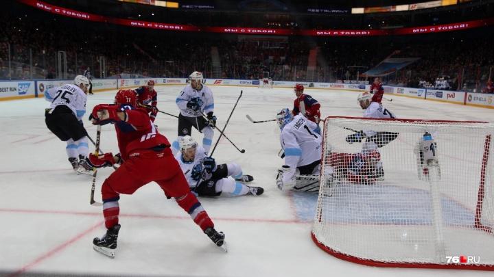 «Локомотив» победил минское «Динамо». Но соперник оказался не так-то прост