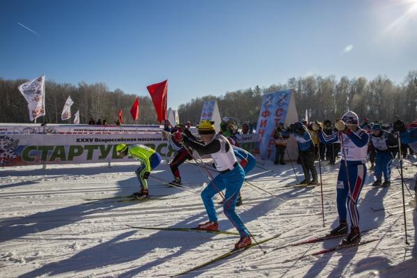 Лыжники изменили календарь гонок из-за холода