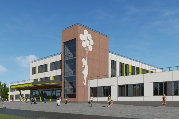 Новый корпус санатория станет центром реабилитации детей