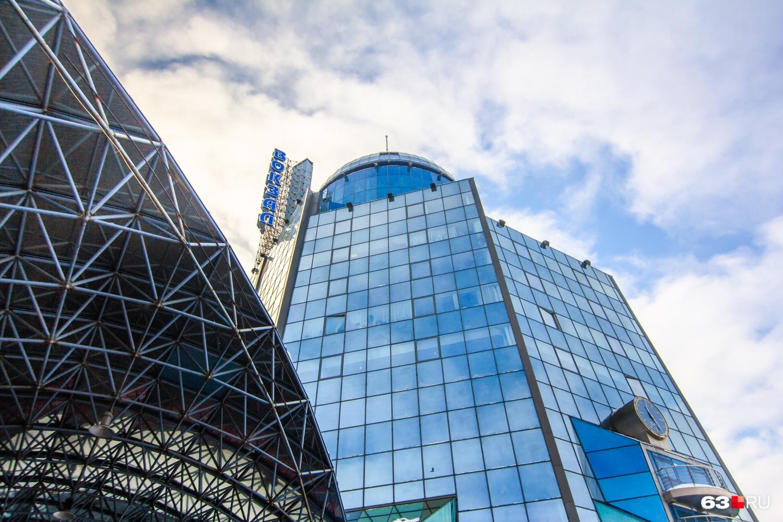 Самарский вокзал считают самым высоким в Европе