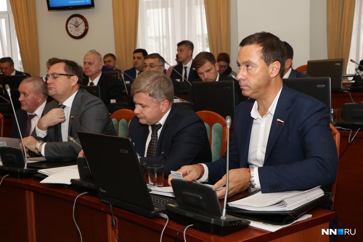 Внижегородском отделении «Справедливой России» прошли обыски