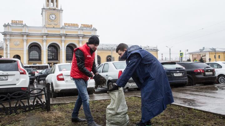 Железнодорожники Северной магистрали выйдут на субботник13 апреля
