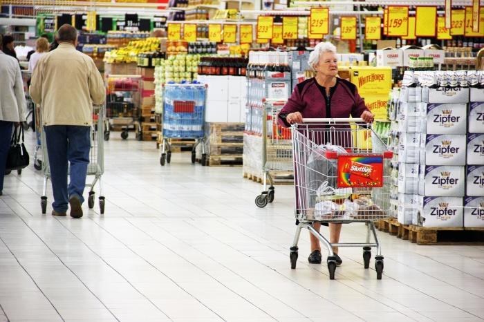 Супермаркеты отмечают свой ассортимент и продукцию собственного производства