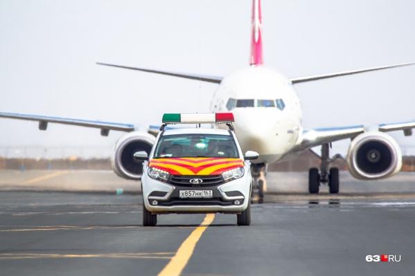 Авиакомпания задолжала аэропорту за обслуживание рейсов