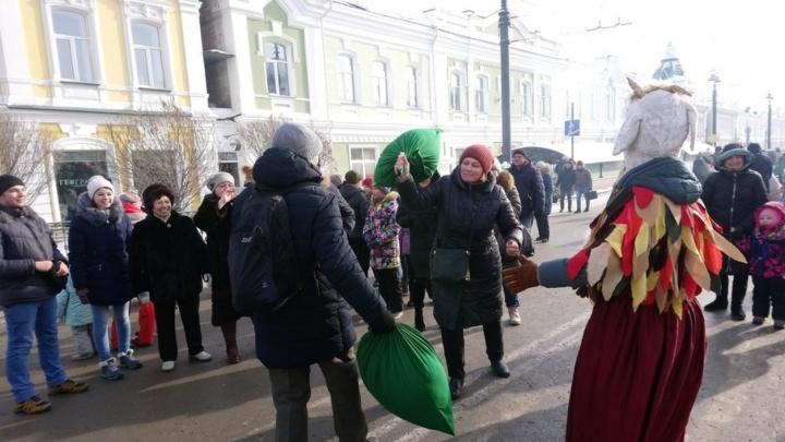 Стало известно, когда перекроют Любинский проспект для масленичных гуляний
