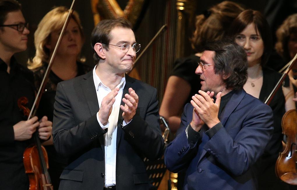 Константин Хабенский и Юрий Башмет представят челябинцам совместную литературно-музыкальную программу.