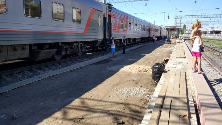 Билетов на юг хватило не всем: дополнительные поезда повезут нижегородцев на море