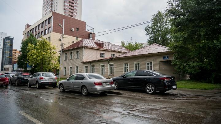 Новая «точка»: на месте 2-этажного здания на улице Семьи Шамшиных разрешили построить высотку