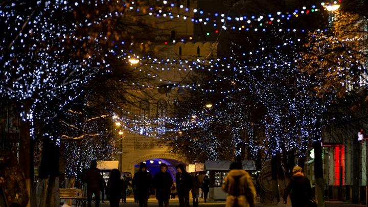 «Главное, чтобы всё зажглось вовремя»: за чей счёт украсят Ярославль к Новому году