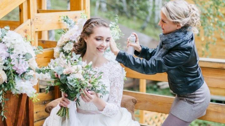 Бизнес в декрете: екатеринбурженка бросила мечту о голубом экране, чтобы зарабатывать на свадьбах