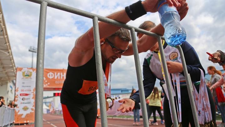 В Уфе появился символ пятого Уфимского международного марафона