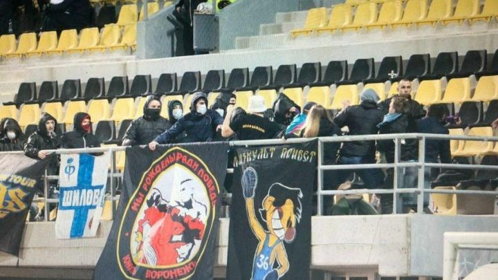 Появилось видео нападения на болельщиков во время матча «Урал» — «Факел» на Кипре