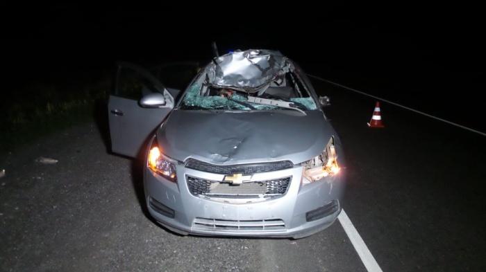 Женщина, ехавшая на пассажирском сиденье, погибла на месте