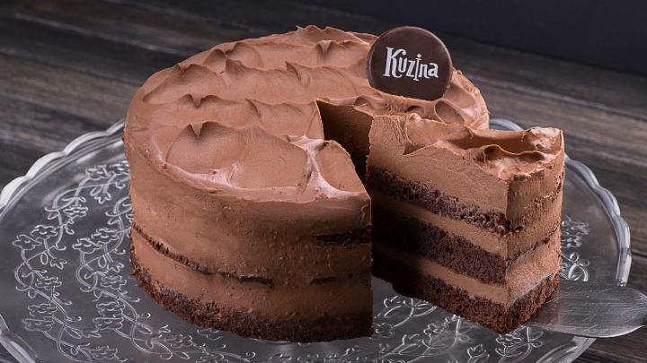 Черная пятница в кондитерских Kuzina: все торты продают со скидкой 50%