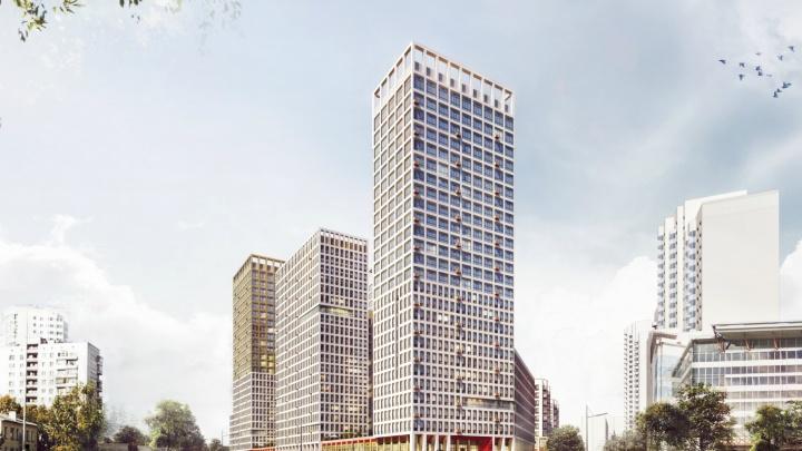 Интеллигенция наступает: в Университетском построят квартал, спроектированный петербургским бюро