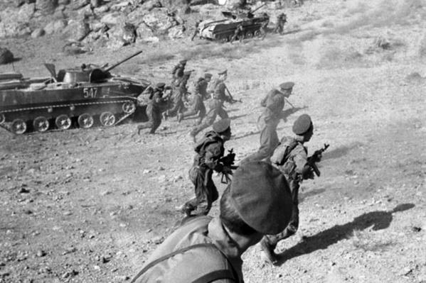 Тяжёлые бои в Афганистане проходили постоянно
