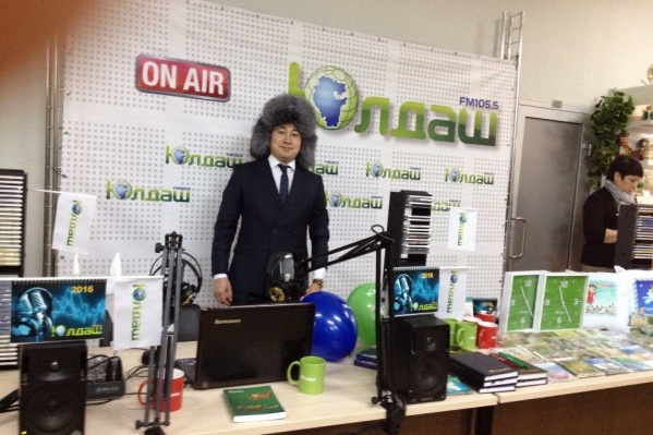 Байдавлетов работал на радио «Юлдаш»