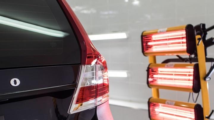 Дешевле некуда: уральцам предложили сделать кузовной ремонт от 500 рублей в 1 день