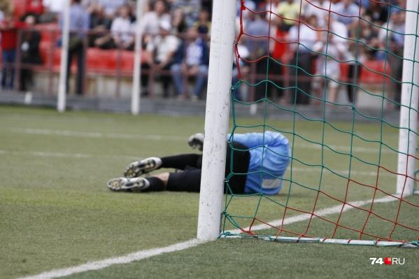 Футбольное покрытие обновят за счёт городского бюджета