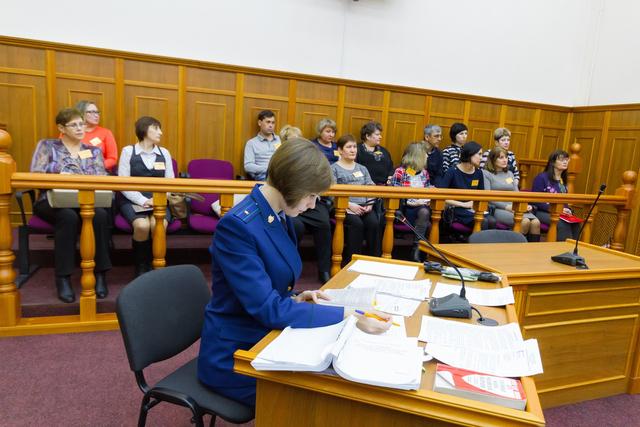 До 1 июня процессы с присяжными проходят только в Челябинском облсуде